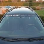 GF raamband -met bubbeltjesevenlop zending-
