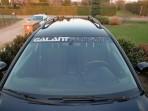 GalantFans Raamband sticker